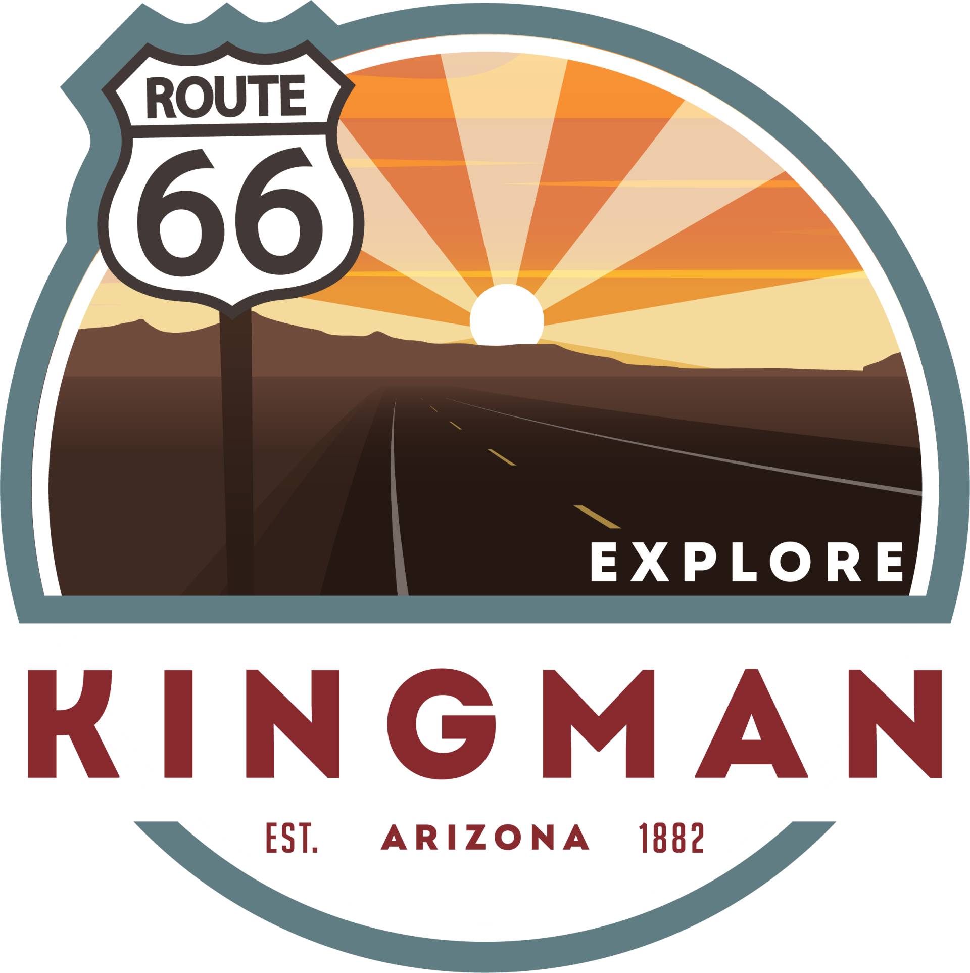 City of Kingman Logo