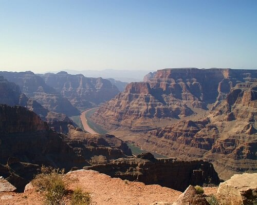Grand Canyon - courtesy of Herberta Schroeder