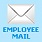 Employee Email button