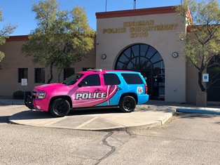 Cancer Awareness Police Tahoe