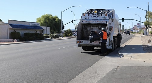 Residential Sanitation Provided by the City of Kingman
