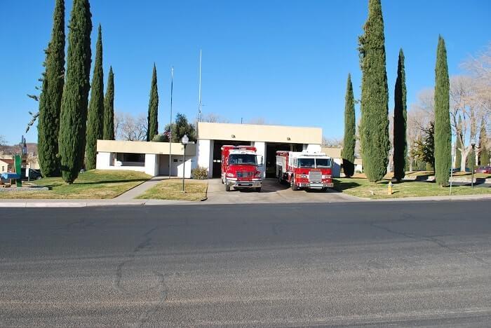 Stations   City of Kingman, AZ