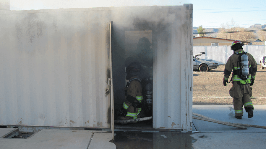 Flashover Training 2-min