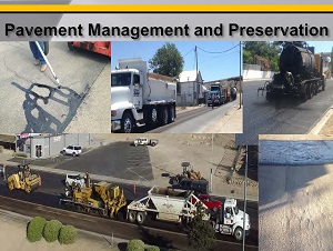 Pavement Management Update Work Session