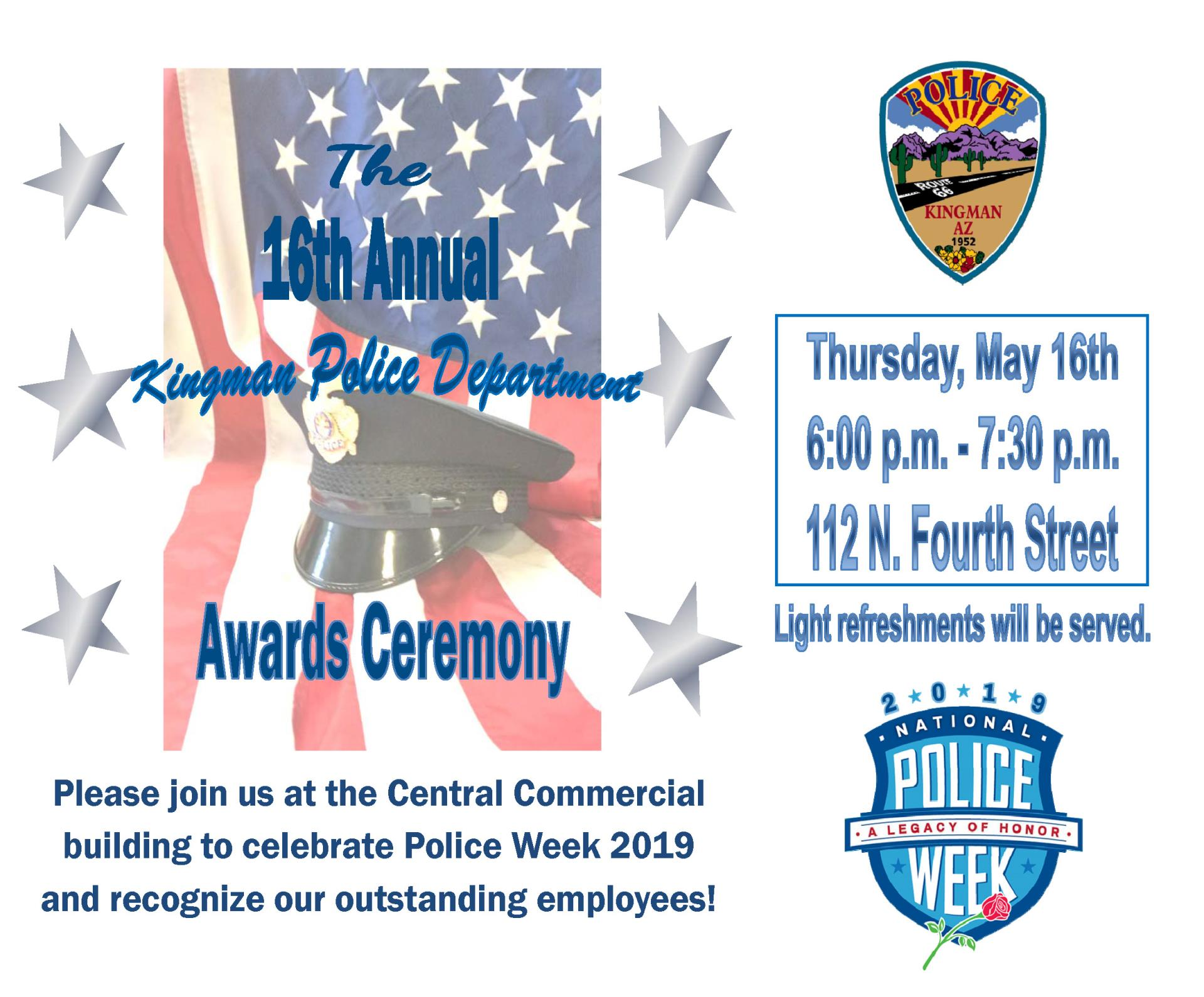 KPD 16th Annual Awards Ceremony