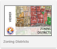 zoning dist map button