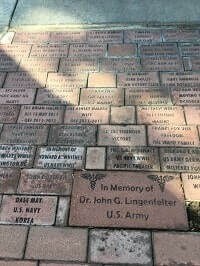 Veteran's Memorial Bricks