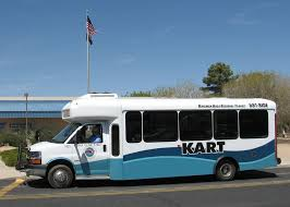 KART Bus Stops Temporarily Closed or Relocated Beginning 10-21-19