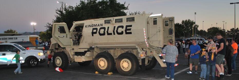 Welcome to the Kingman Police Department   City of Kingman, AZ