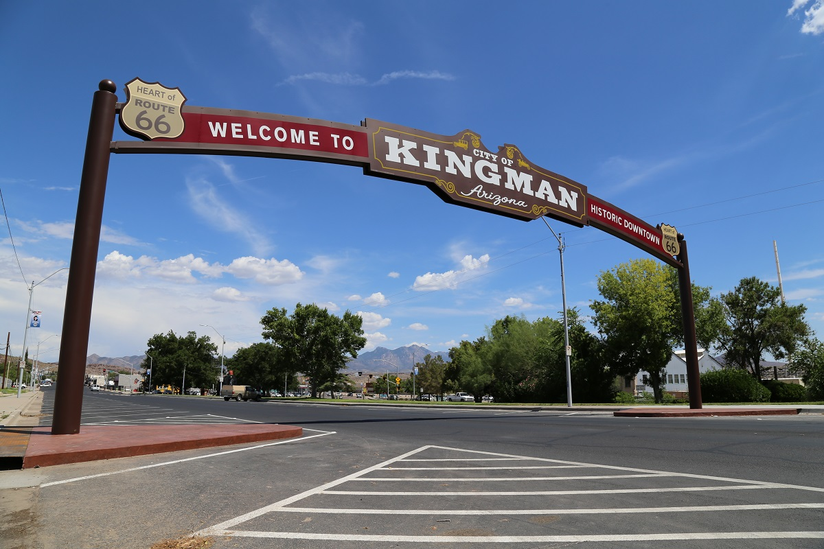 Kingman Wins Reader's Digest Nomination as Nicest Place in Arizona